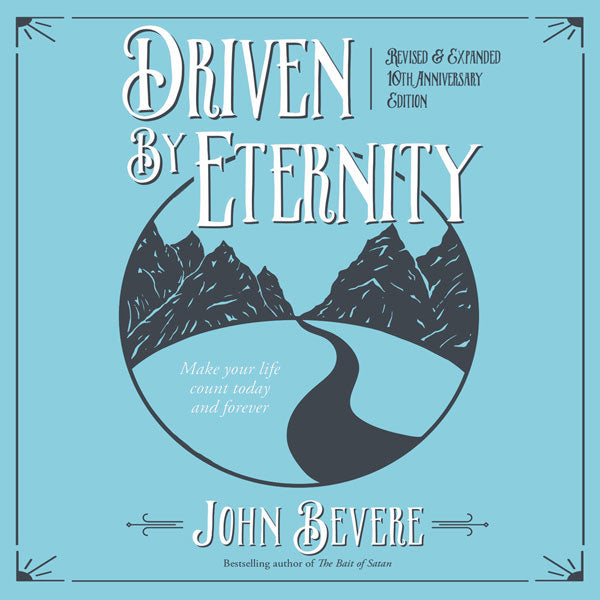 Driven by Eternity Audiobook CD