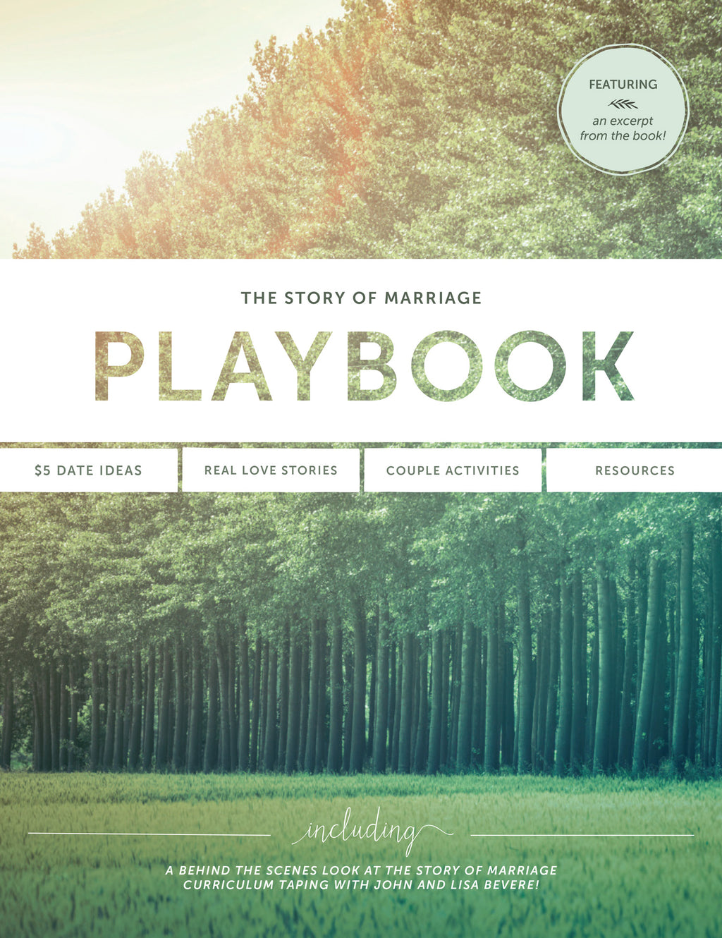 The Story of Marriage Playbook