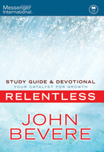 Relentless Experience Study Guide & Devotional