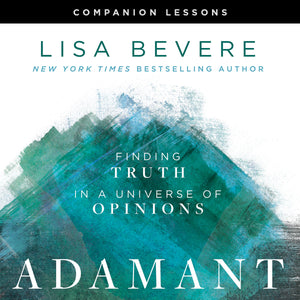 Adamant Companion Lessons Audio Download