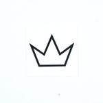 RISE Crown Temporary Tattoo