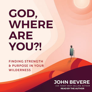 God, Where Are You?! Audiobook CD