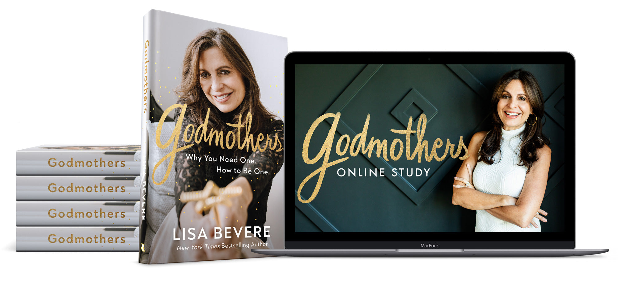Godmothers 5 Books + Study