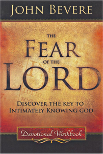 The Fear of the Lord Devotional Workbook PDF