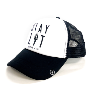 Stay Lit Verse Hat