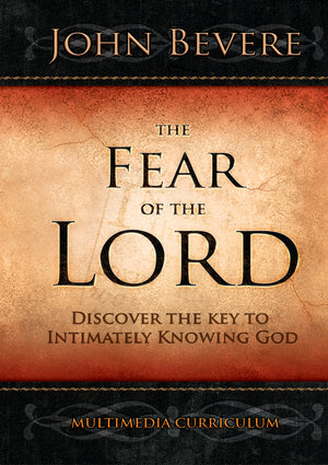 The Fear of the Lord Curriculum