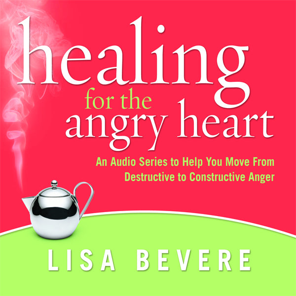 Healing for the Angry Heart CD Set