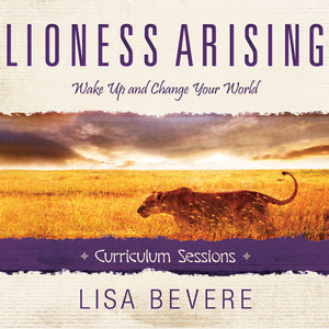Lioness Arising Curriculum Audio Download