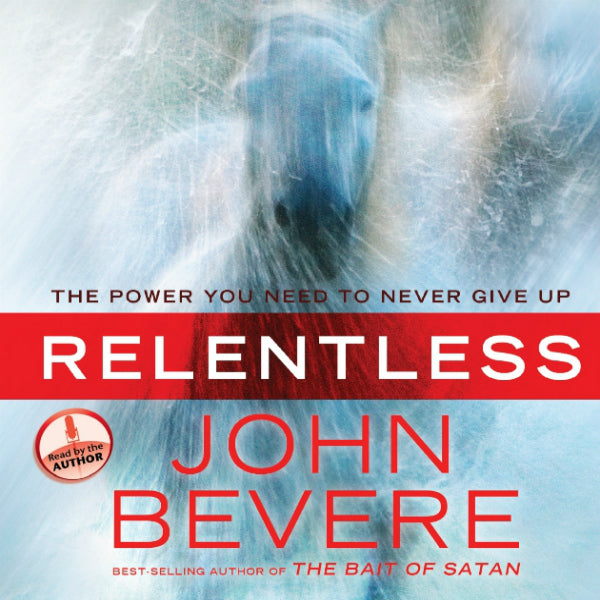 Relentless Audiobook CD