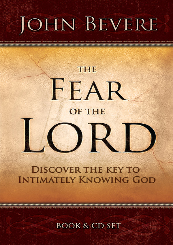 The Fear of The Lord Book & CD Set