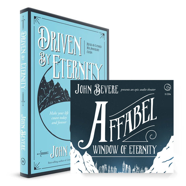 Driven by Eternity + Affabel