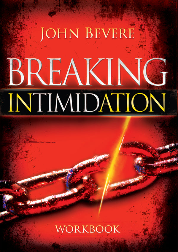 Breaking Intimidation Workbook PDF