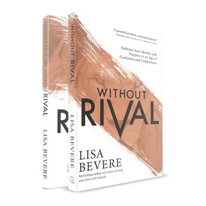 Without Rival book + Insights to a Life Without Rival DVD Series