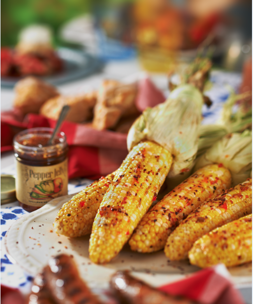 Happy National Corn on the Cob Day!