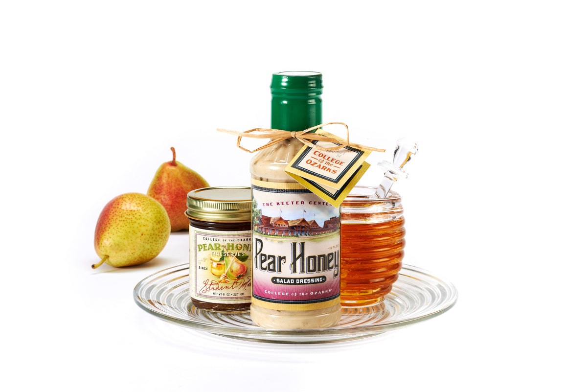 Pear Honey Salad Dressing