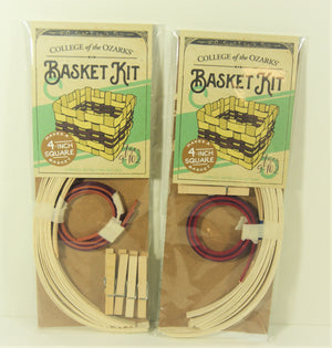 Square Basketry Kit