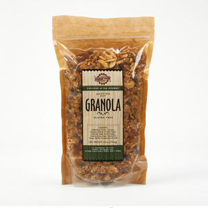 Roasted Nut Granola