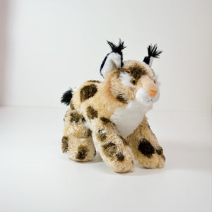 Bobby Bobcat Plush