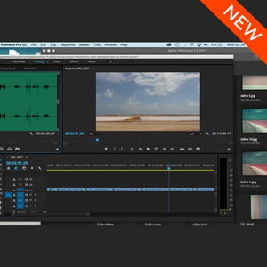 Introduction to Premiere Basic Video Editing skills