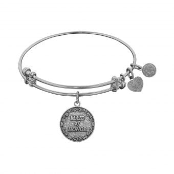 Angelica Maid of Honor Charm Bracelet