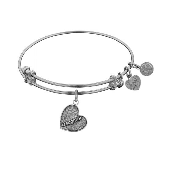 Angelica Daughter Charm Bracelet