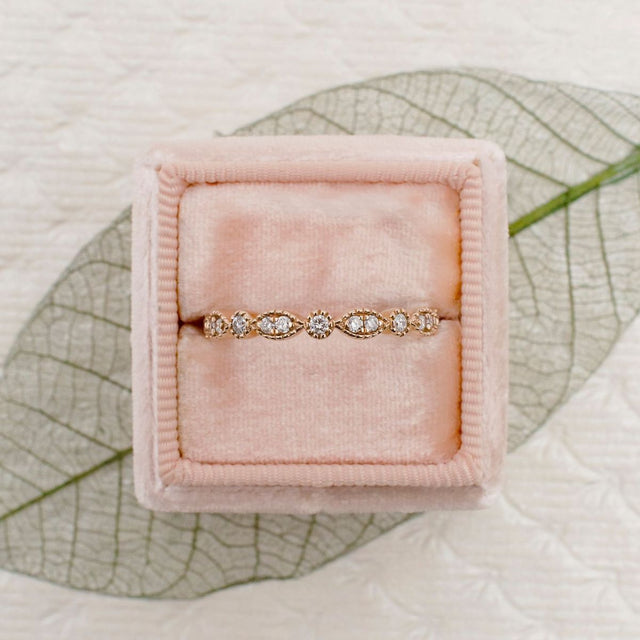 Kristin Diamond Stackable Ring