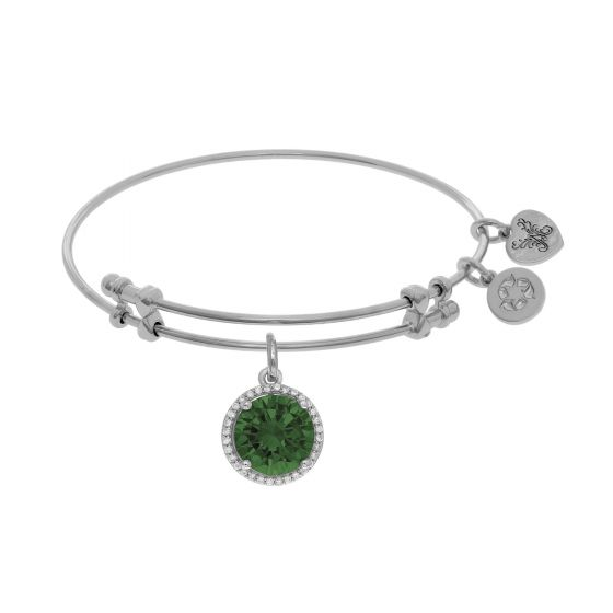 Angelica May Birthstone Charm Bracelet