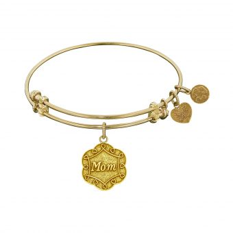Angelica Mom Charm Bracelet