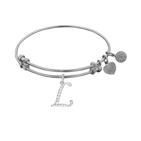 Angelica Initial L Charm Bracelet