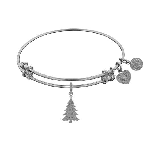 Angelica Holiday Tree Charm Bracelet