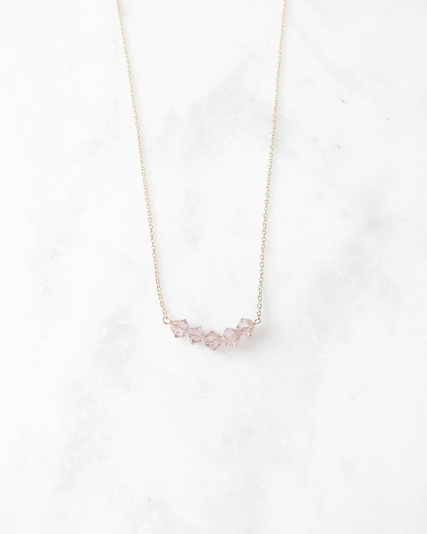 Stardust Crystal Necklace