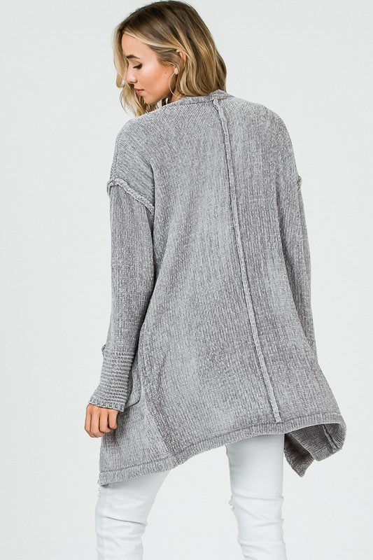 Cozy Cottage Knit Cardigan