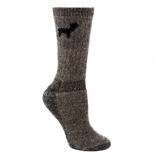 Heavyweight Alpaca Boot Socks