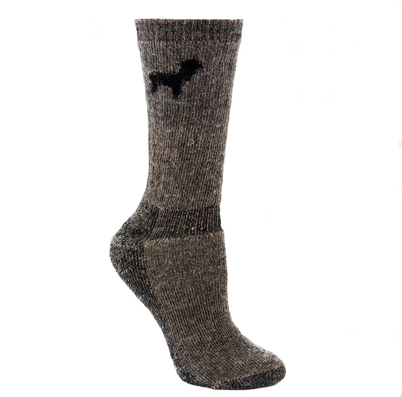 Heavyweight Alpaca Boot Socks - LURE Boutique