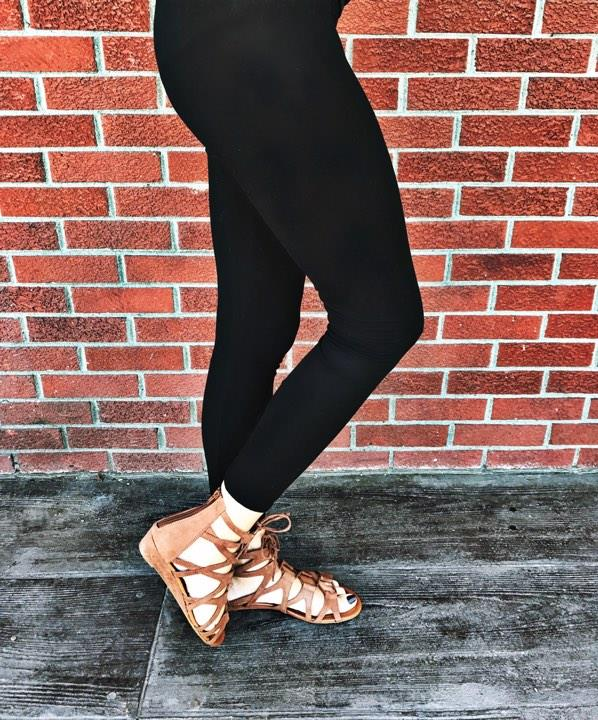 Our Famous Buttery-Soft Leggings (4 Colors)