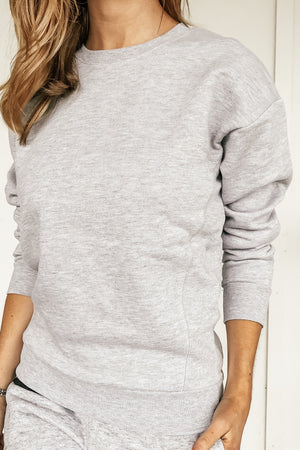 Back to the Basics Pullover Sweatshirt - LURE Boutique