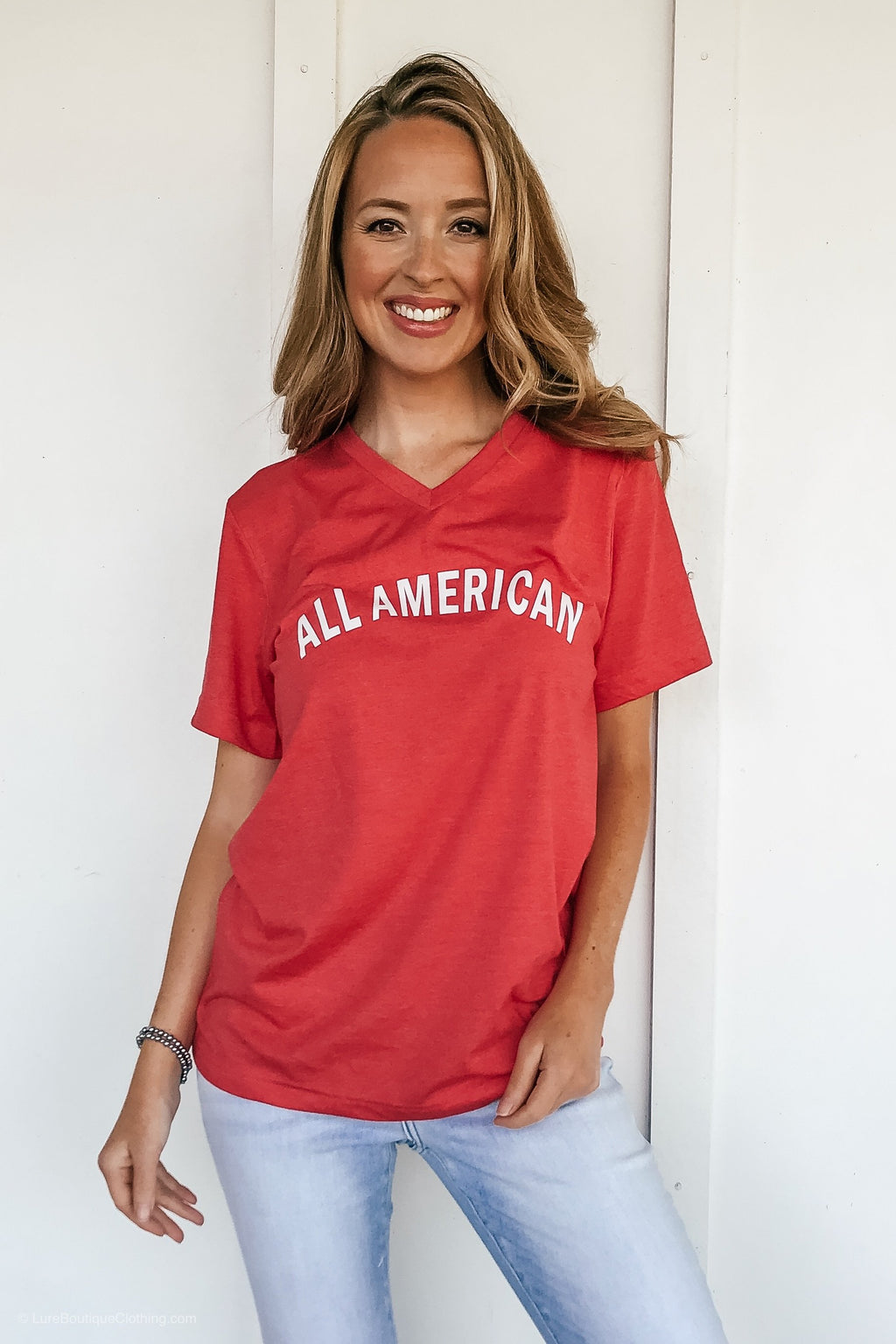 ALL AMERICAN Tee - LURE Boutique