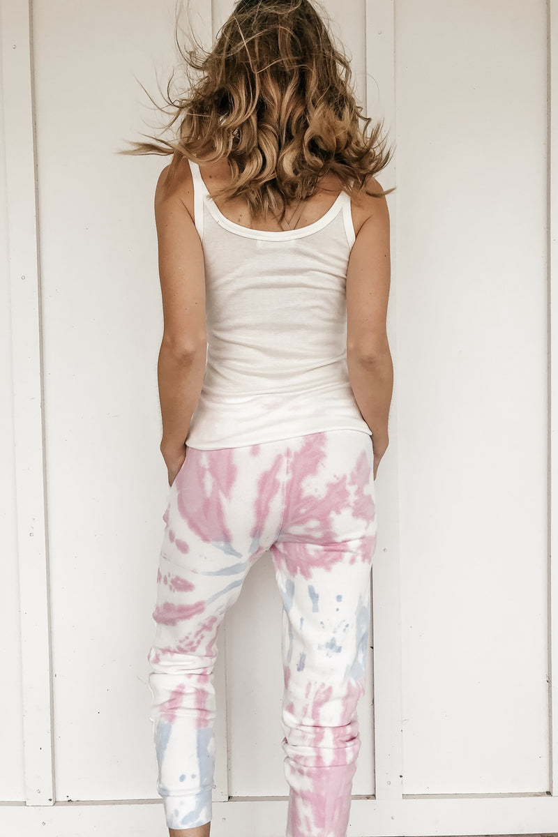 Swirl Tie Dye Sweatpants - LURE Boutique