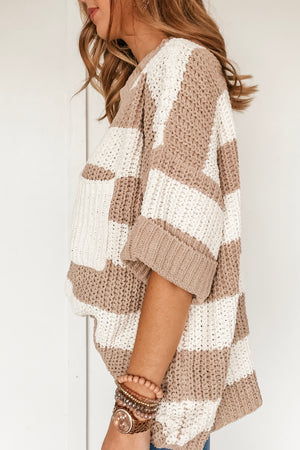The Brooklyn Oversized Knit Top