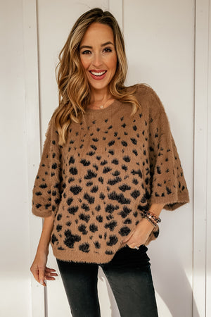 The Chelsey Spotted Sweater