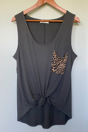 Savanna Tunic Tank in Plus