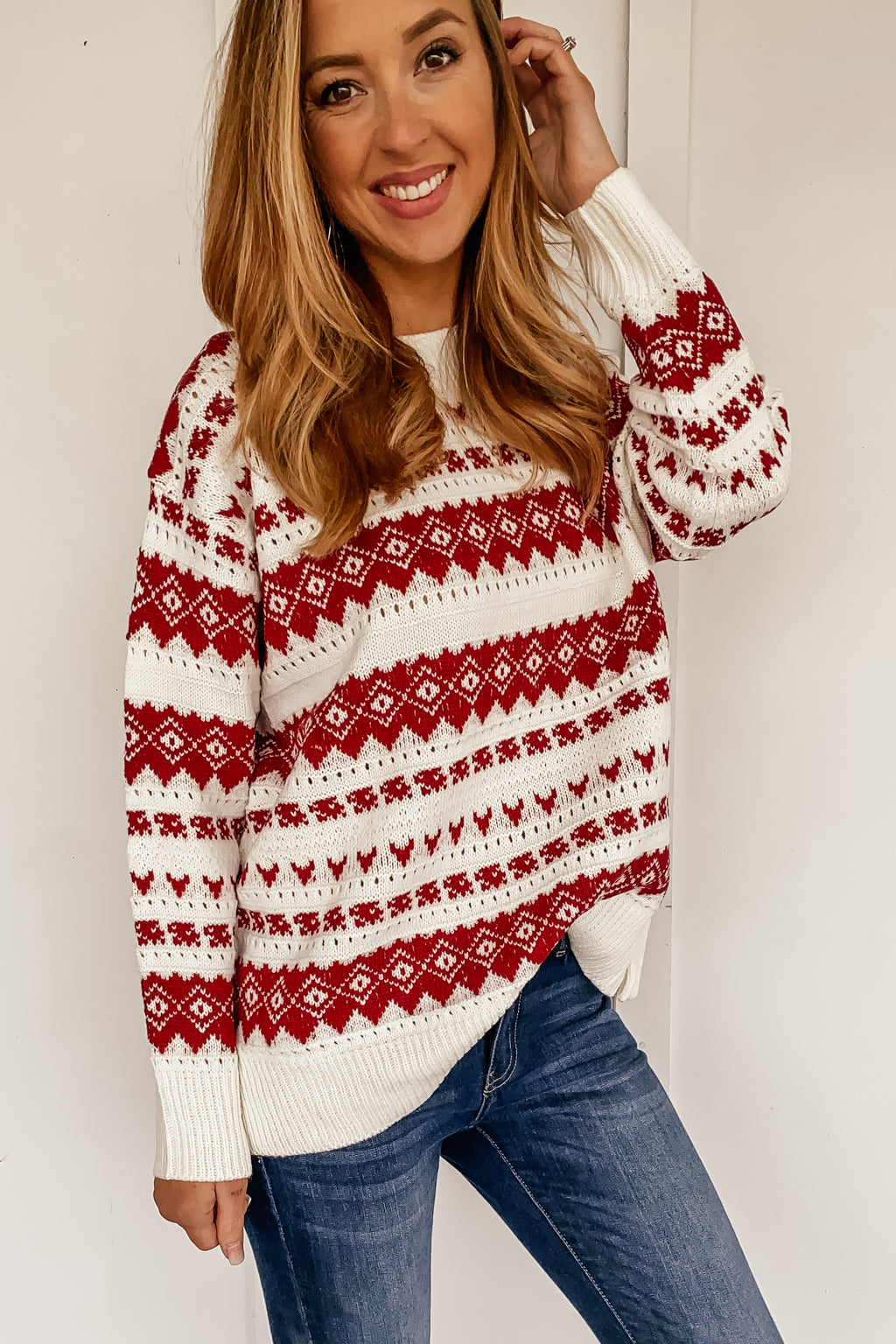 The Nordic Christmas Sweater