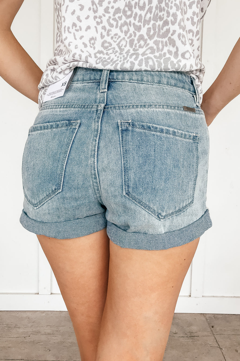 Kennedy Kancan Shorts - LURE Boutique