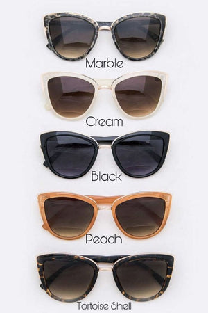 The Cat Eye Sunglasses - LURE Boutique