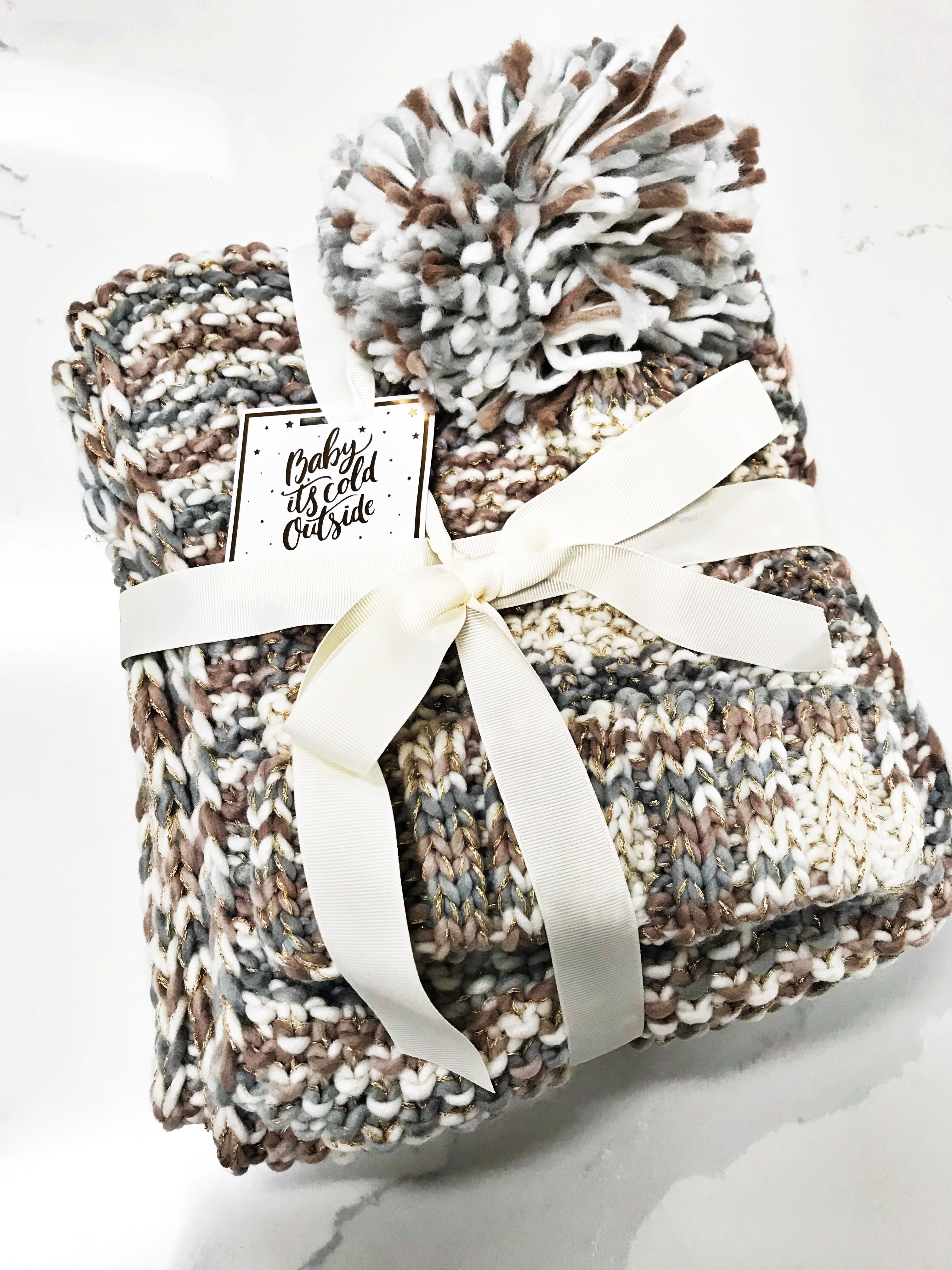 Cordelia Hat and Scarf Gift Set