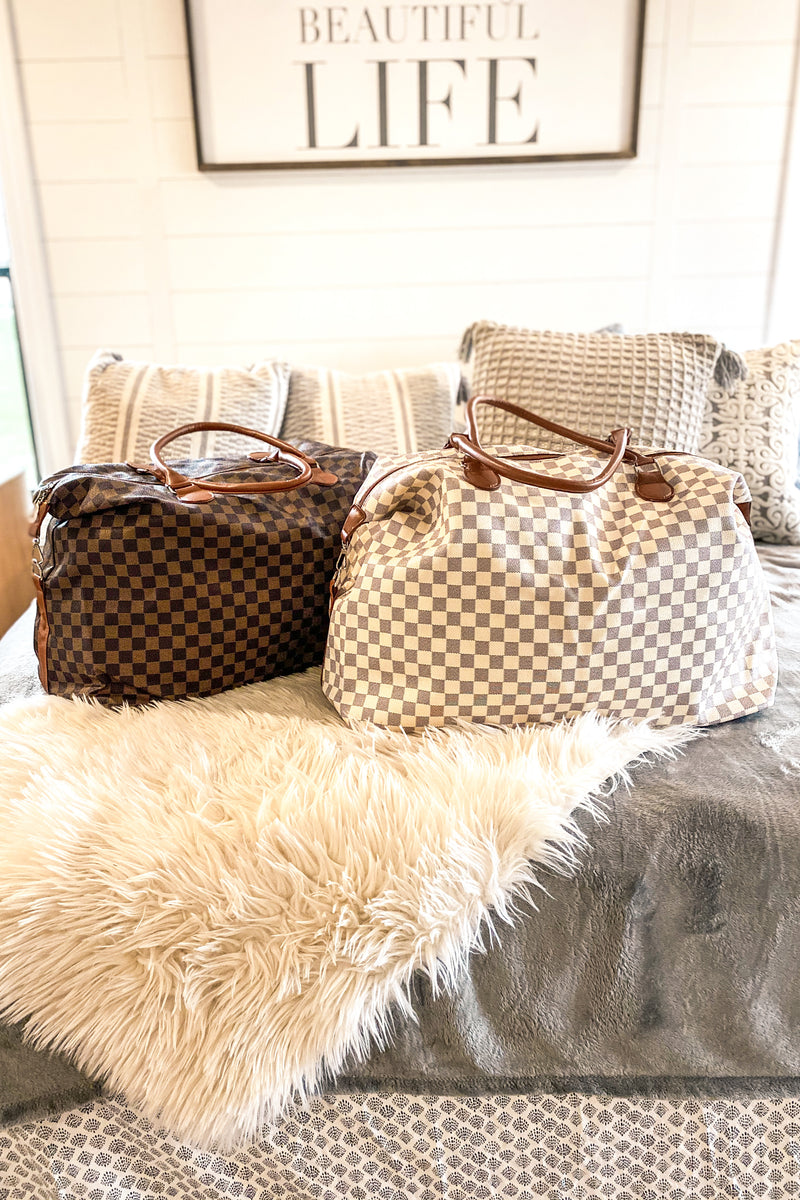 The Claire Weekender Bag
