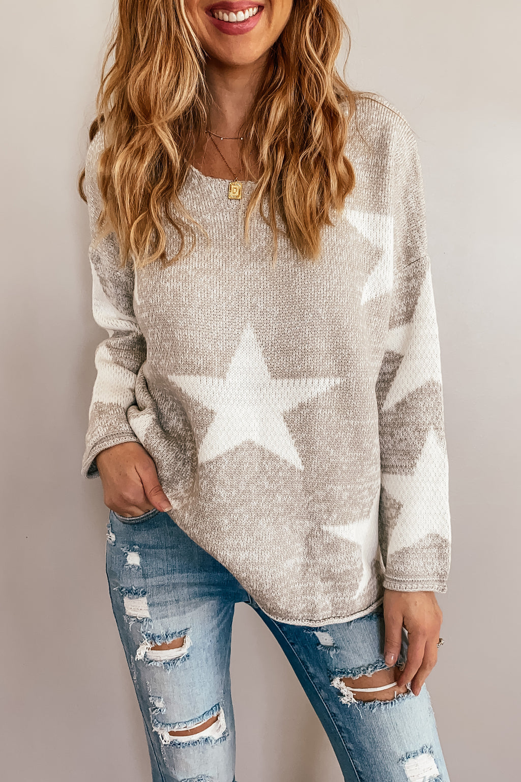 Count Your Stars Sweater