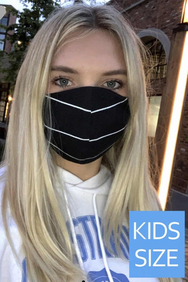 Adult and Kid Size Face Mask