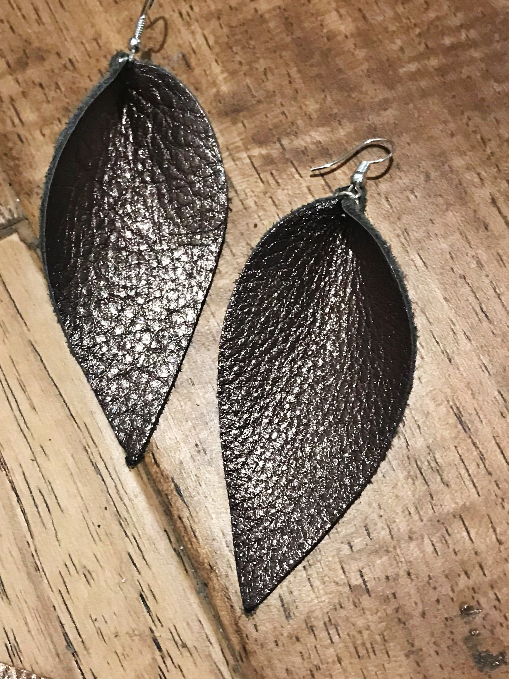 The Metallic Joanna Earrings (4 options)
