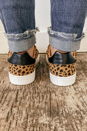 Making a Scene Cheetah Shoes